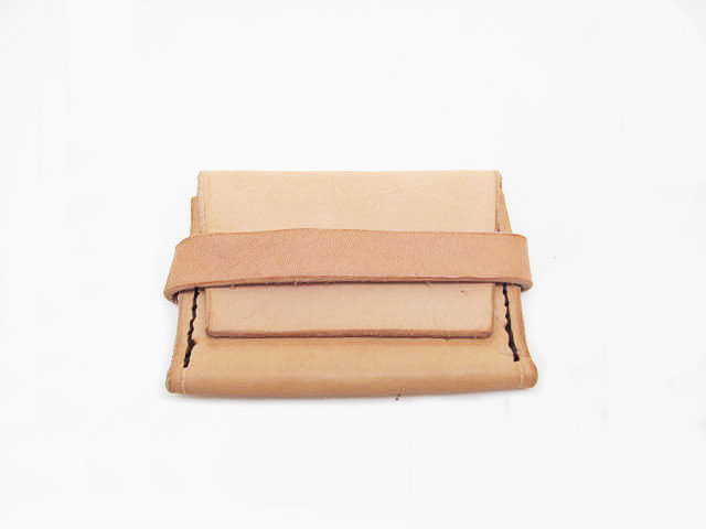 Leather Minimalist Wallet - Cicada Leather Company